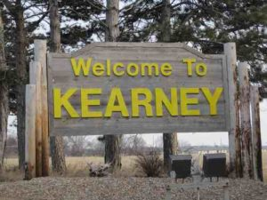Kearney Apartment Homes Kearney Sign