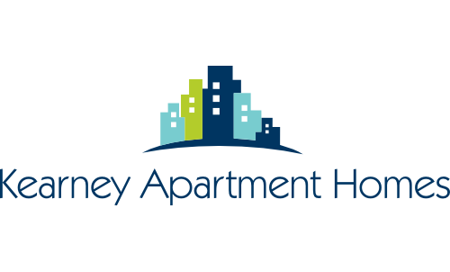 kearney apartment homes small logo color